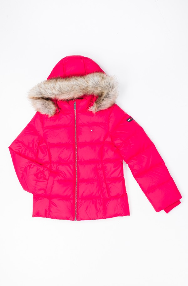 ESSENTIAL BASIC DOWN JACKET