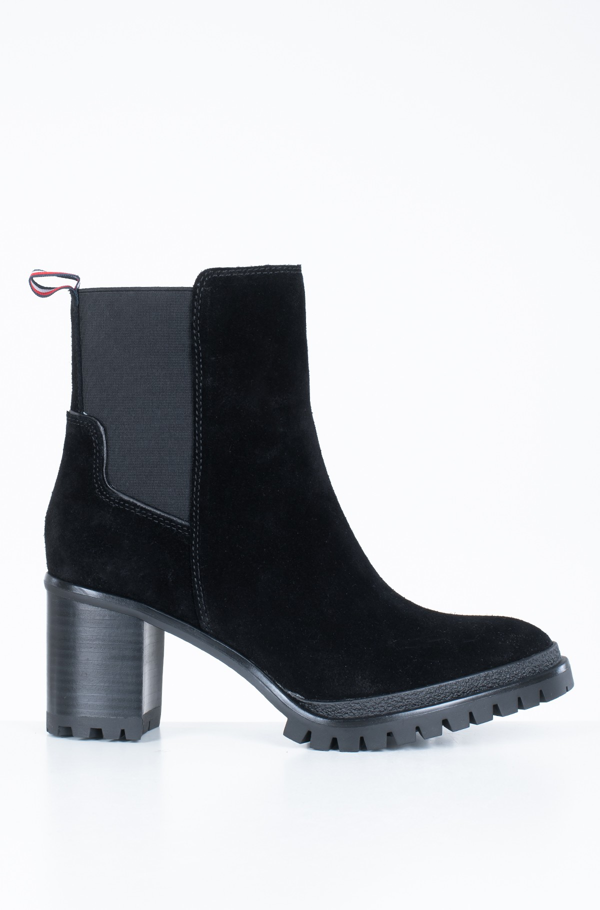 Boots SPORTY MID HEEL CHELSEA-full-1