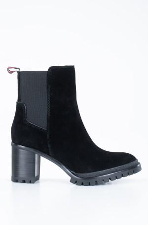 Boots SPORTY MID HEEL CHELSEA-1