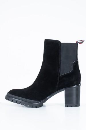 Boots SPORTY MID HEEL CHELSEA-3