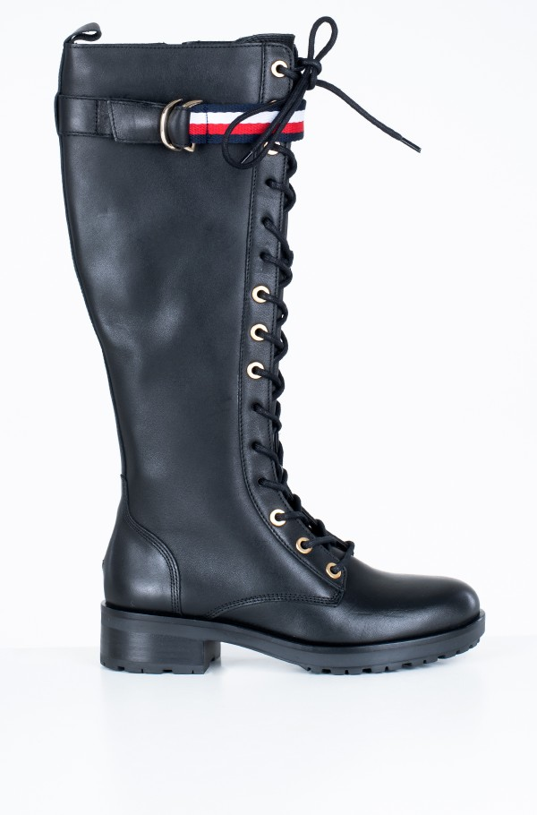 CORPORATE RIBBON BIKER LONGBOOT