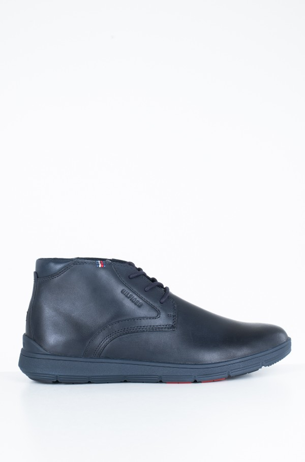 LIGHTWEIGHT CITY LEATHER BOOT