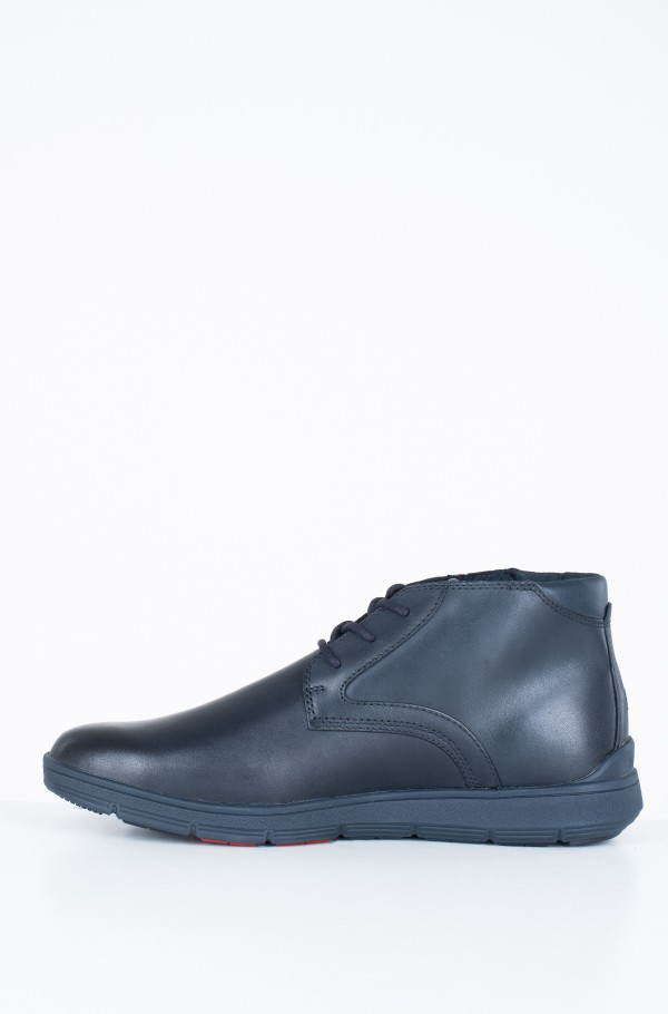 LIGHTWEIGHT CITY LEATHER BOOT-hover