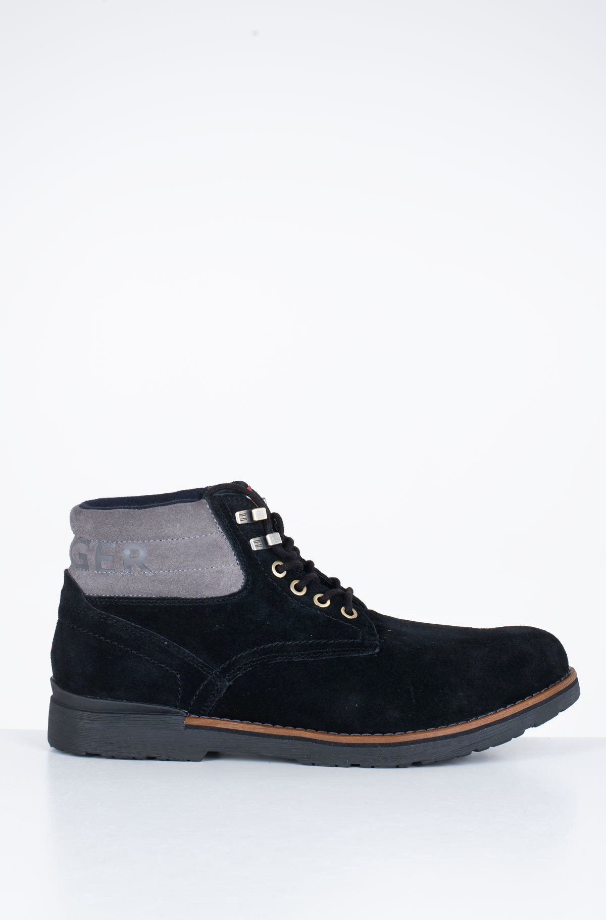 Matkasaapad OUTDOOR SUEDE HILFIGER BOOT-full-1