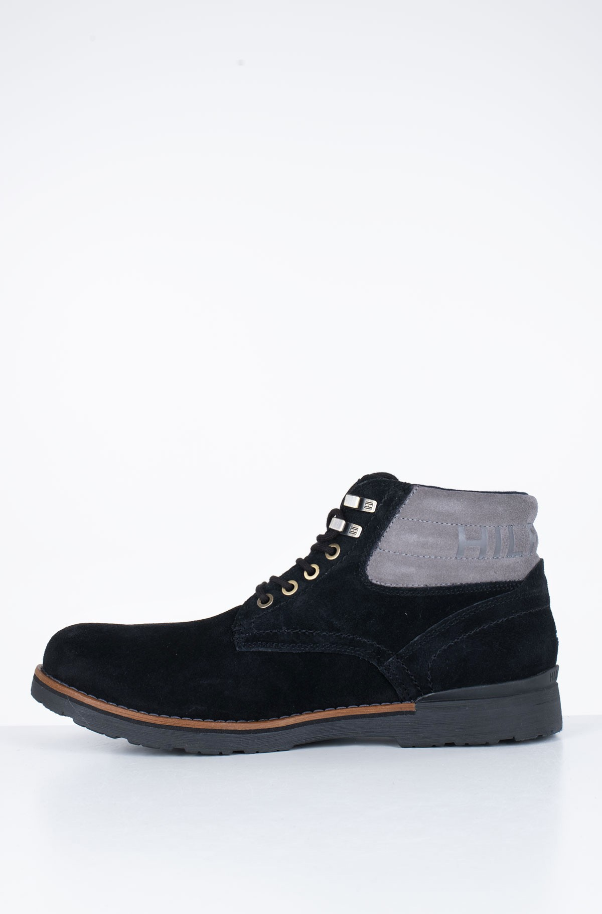 Žygio batai OUTDOOR SUEDE HILFIGER BOOT-full-2