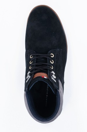 Hiking boots OUTDOOR SUEDE HILFIGER BOOT-3