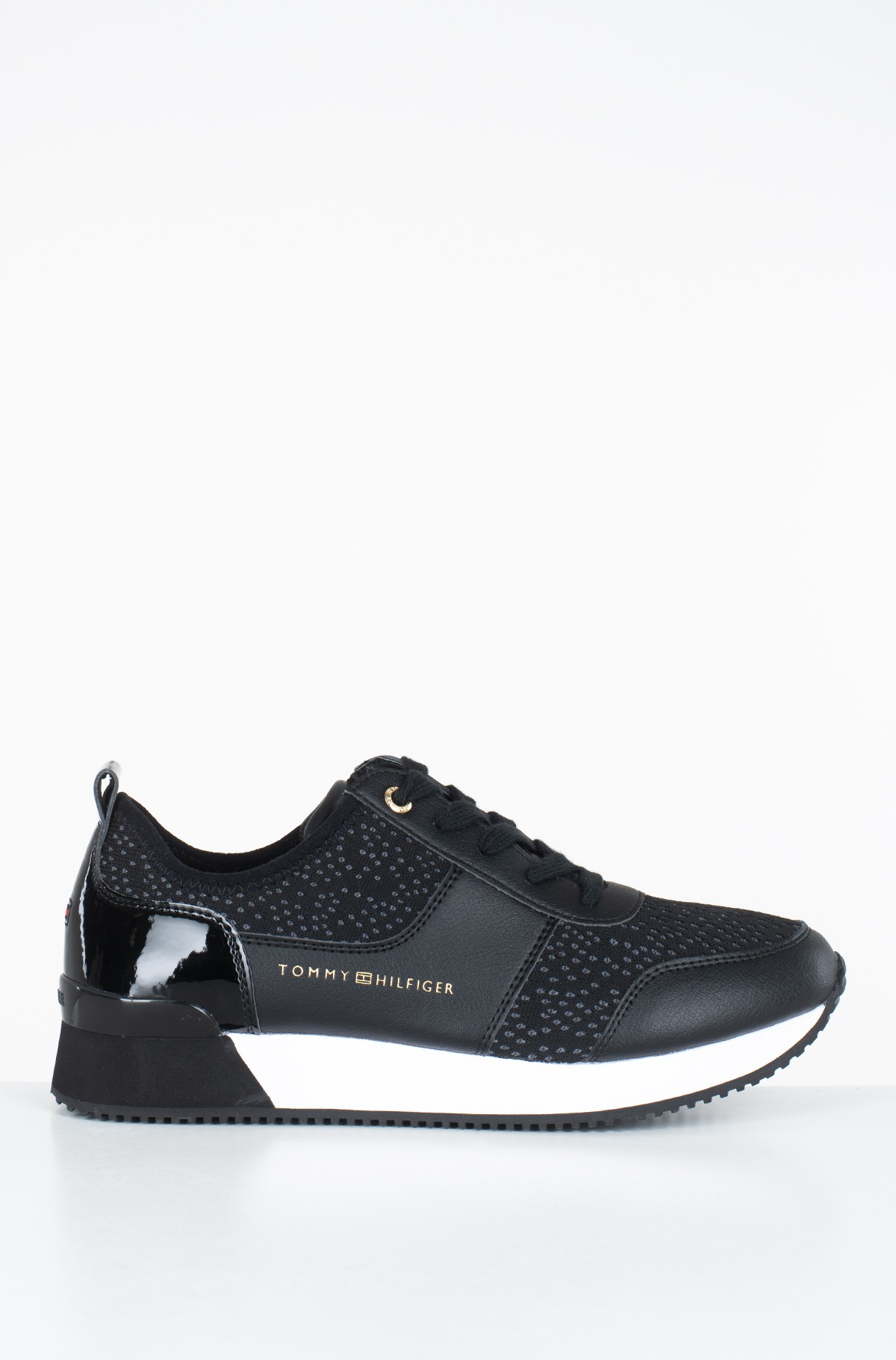 Avalynė CITY ICONIC KNITTED SNEAKER-full-1
