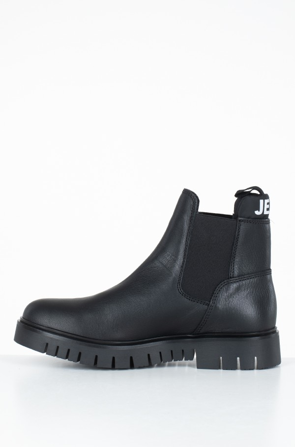 PADDED TONGUE CHELSEA BOOT-hover