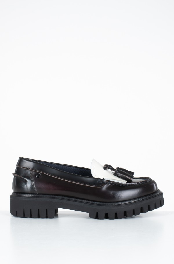 ICONIC POLISHED LOAFER