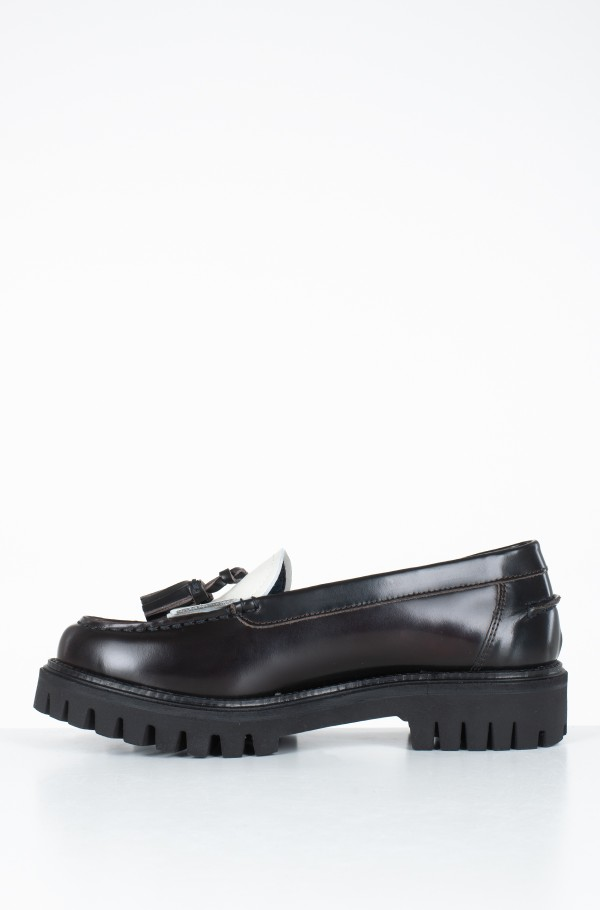 ICONIC POLISHED LOAFER-hover