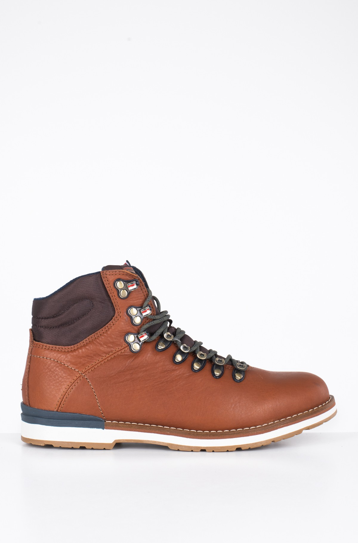 Matkasaapad OUTDOOR HIKING LACE LEATHER BOOT-full-1