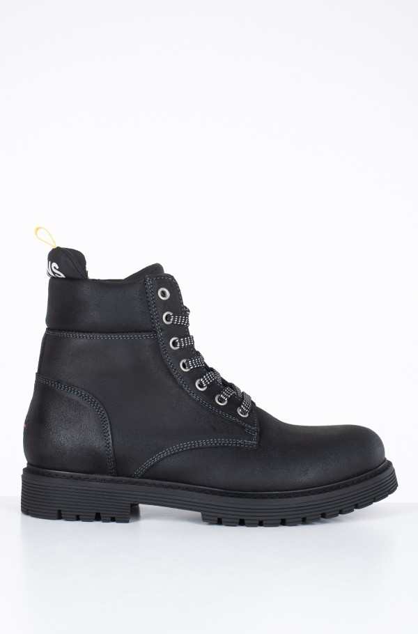 TOMMY JEANS OUTDOOR SUED BOOT