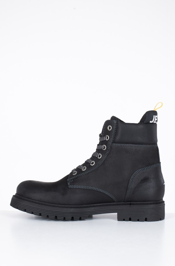 TOMMY JEANS OUTDOOR SUED BOOT-hover