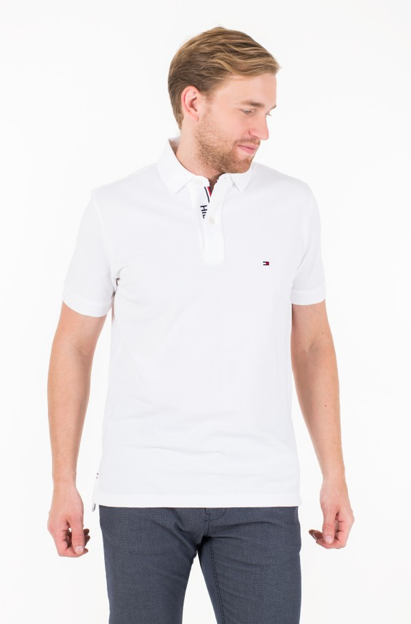 HILFIGER PLACKET REGULAR POLO