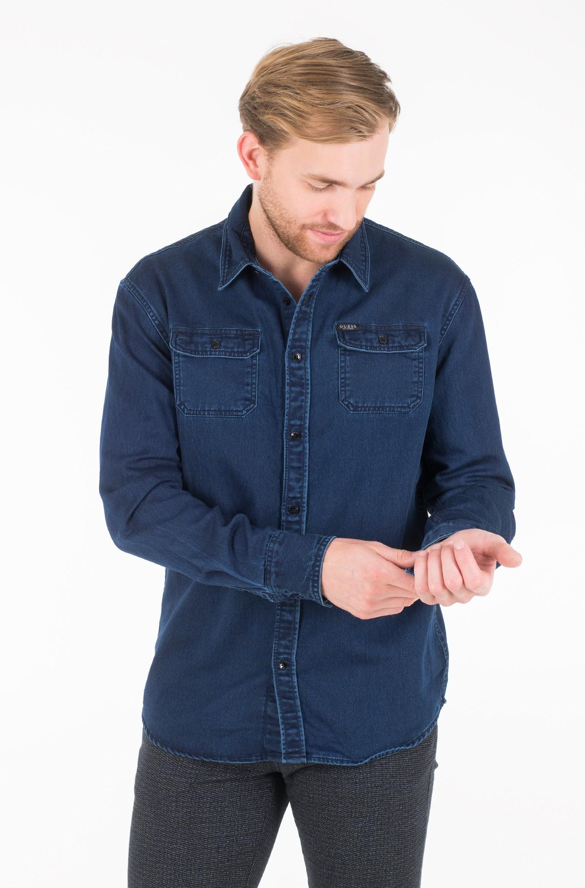 Džinsiniai marškiniai M94H33 D3TB1-full-1