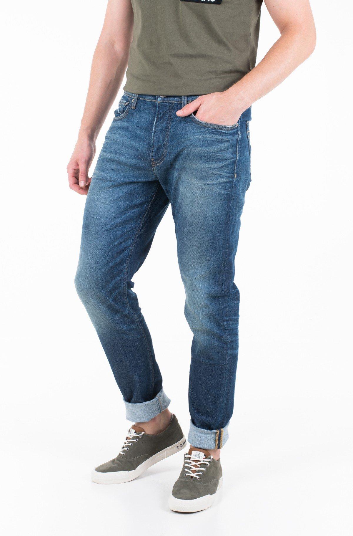 Džinsinės kelnės CKJ 058 SLIM TAPER-full-1