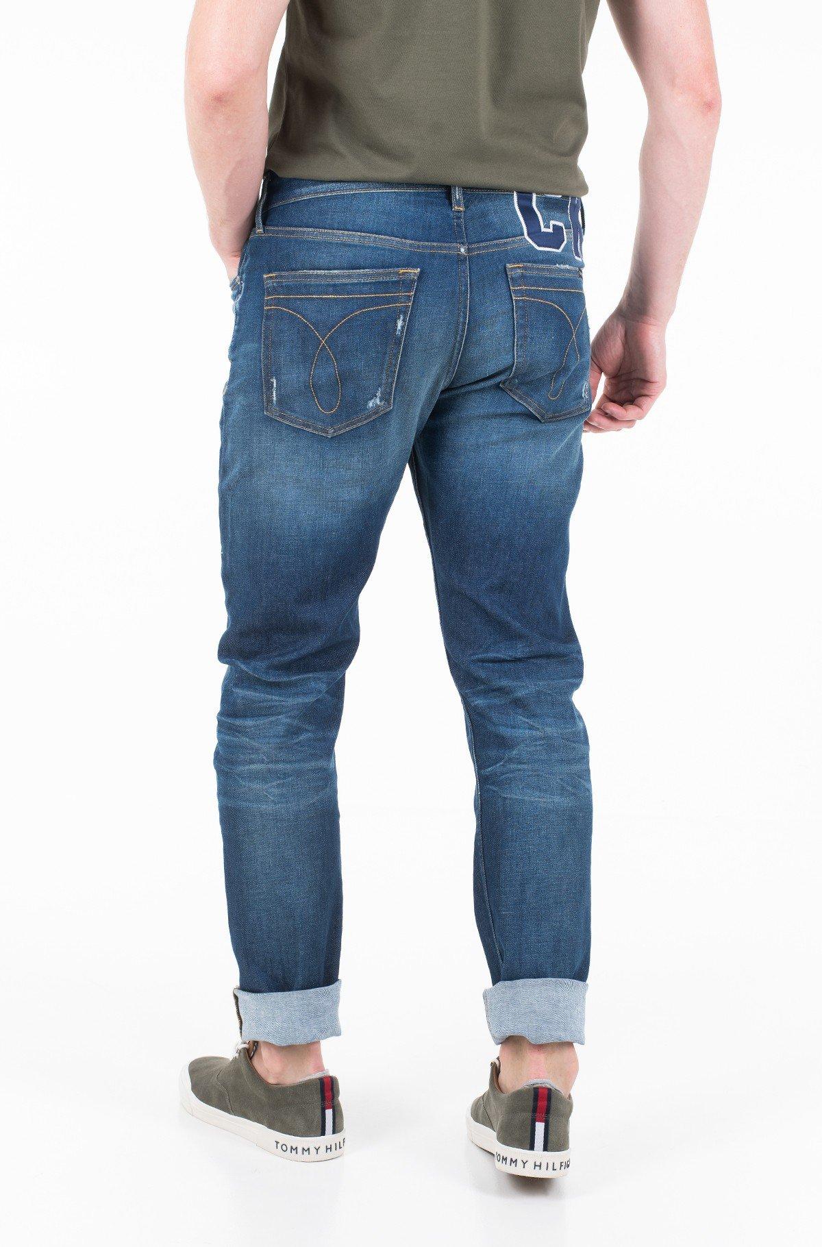 Džinsinės kelnės CKJ 058 SLIM TAPER-full-2