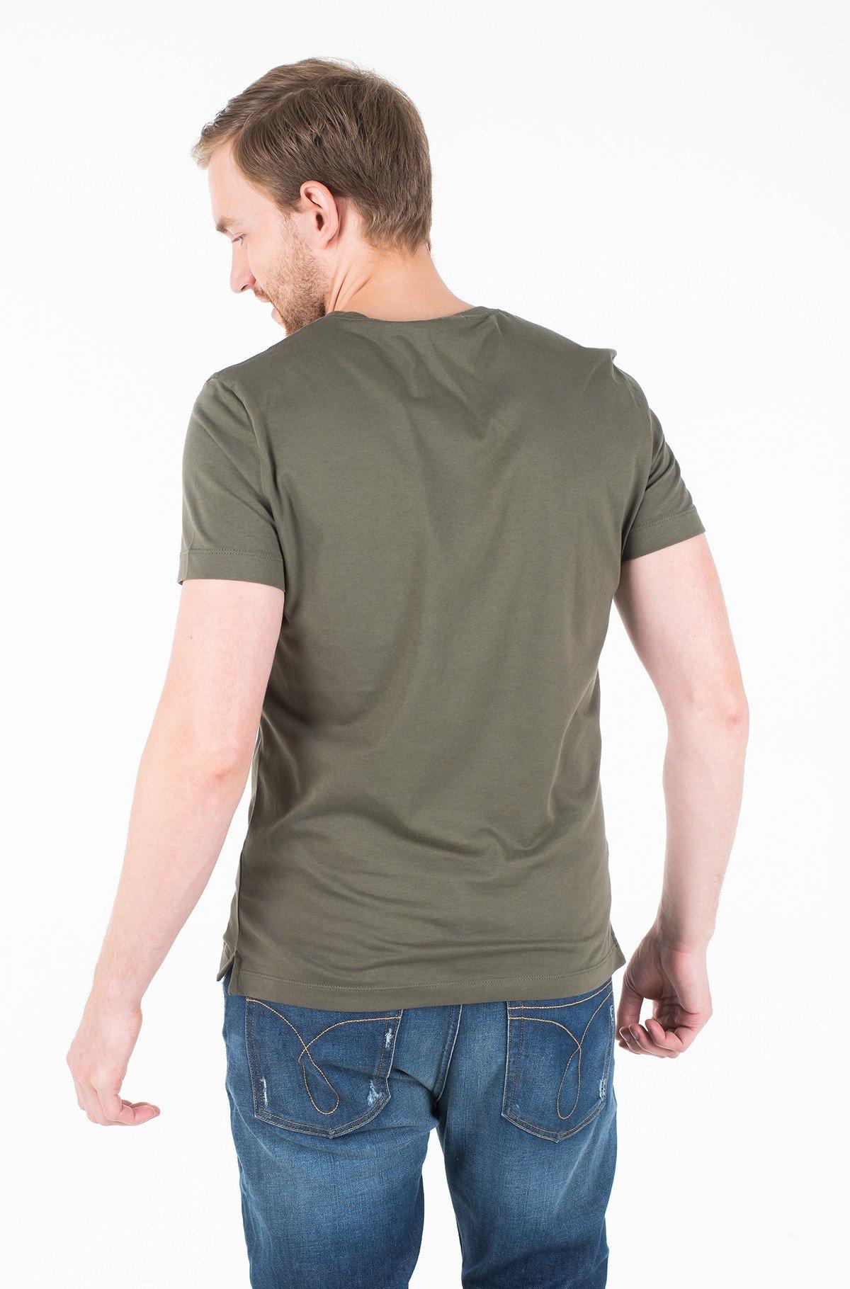 Marškinėliai CALVIN JEANS POCKET SLIM TEE-full-2