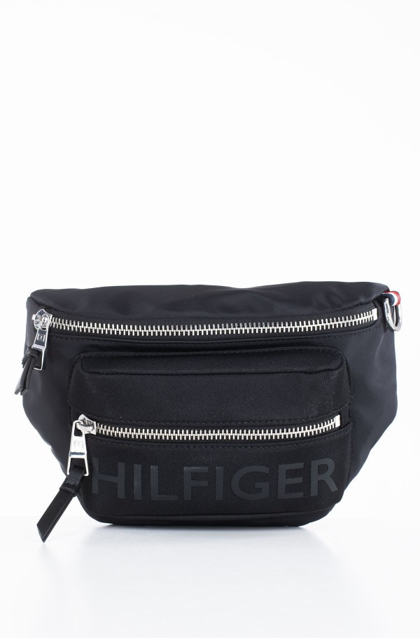 BOLD NYLON CROSSBODY