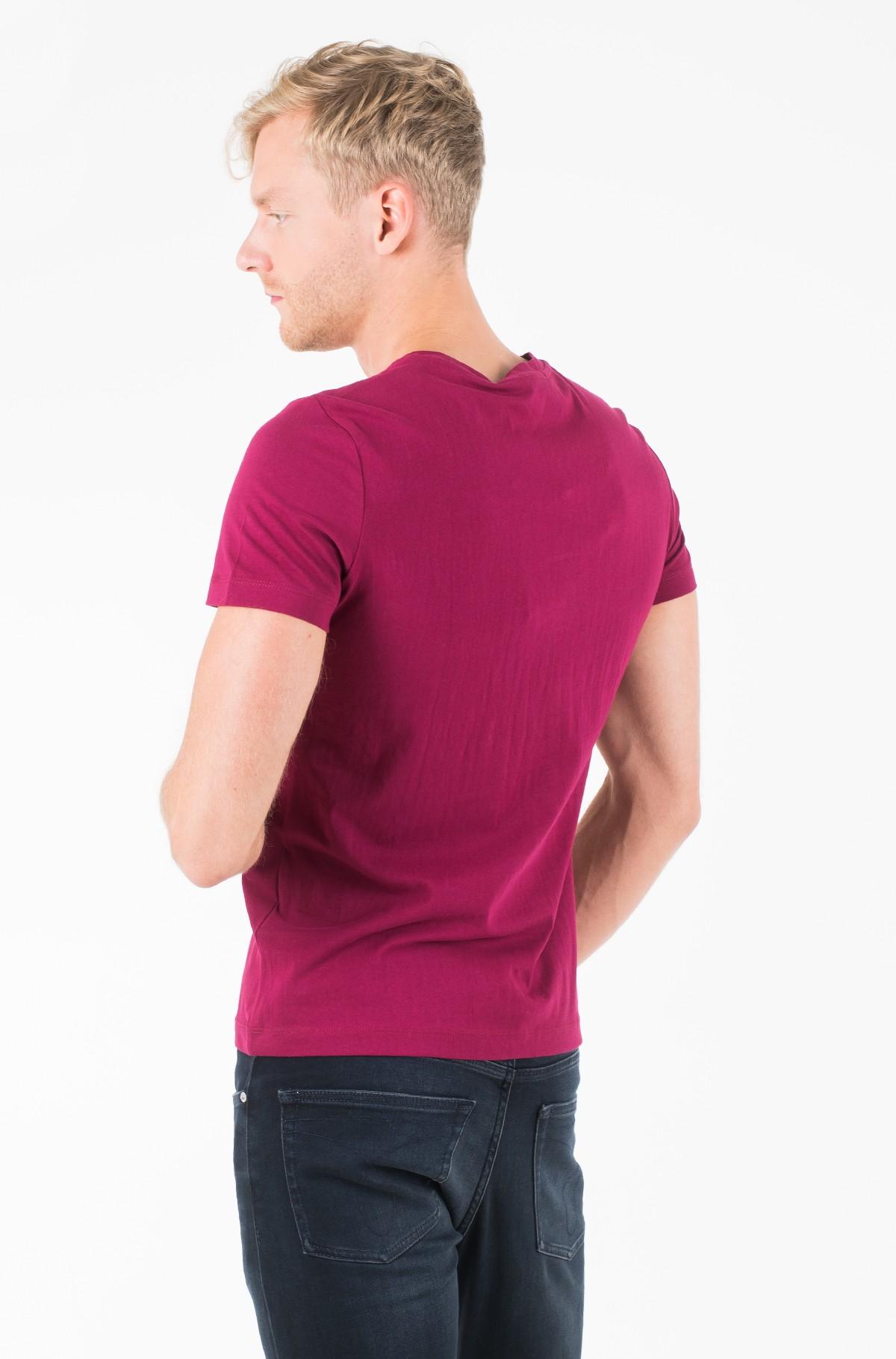 Marškinėliai INSTITUTIONAL LOGO SLIM SS TEE-full-2