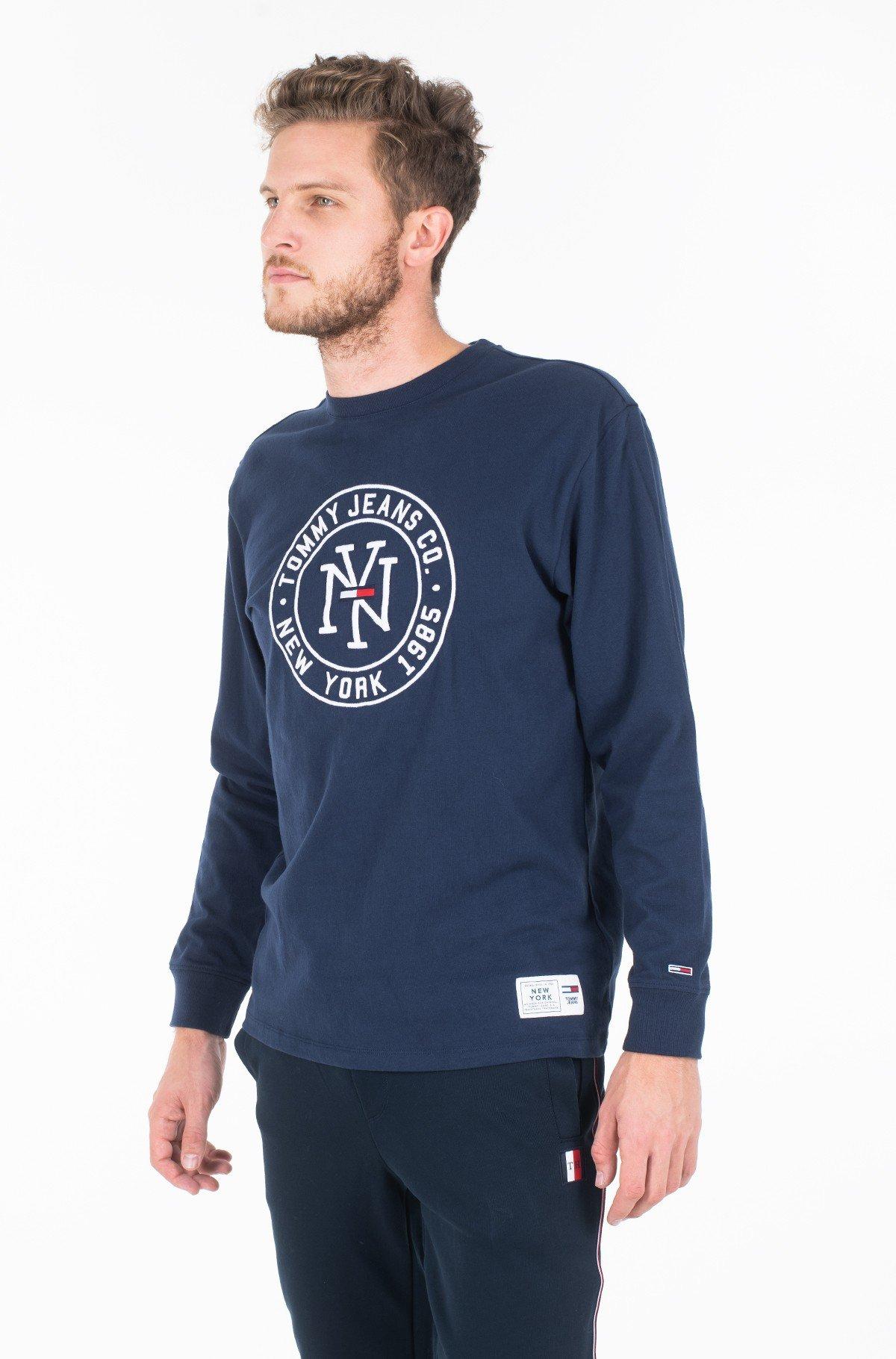 Marškinėliai TJM NY ROUND LOGO TEE-full-1