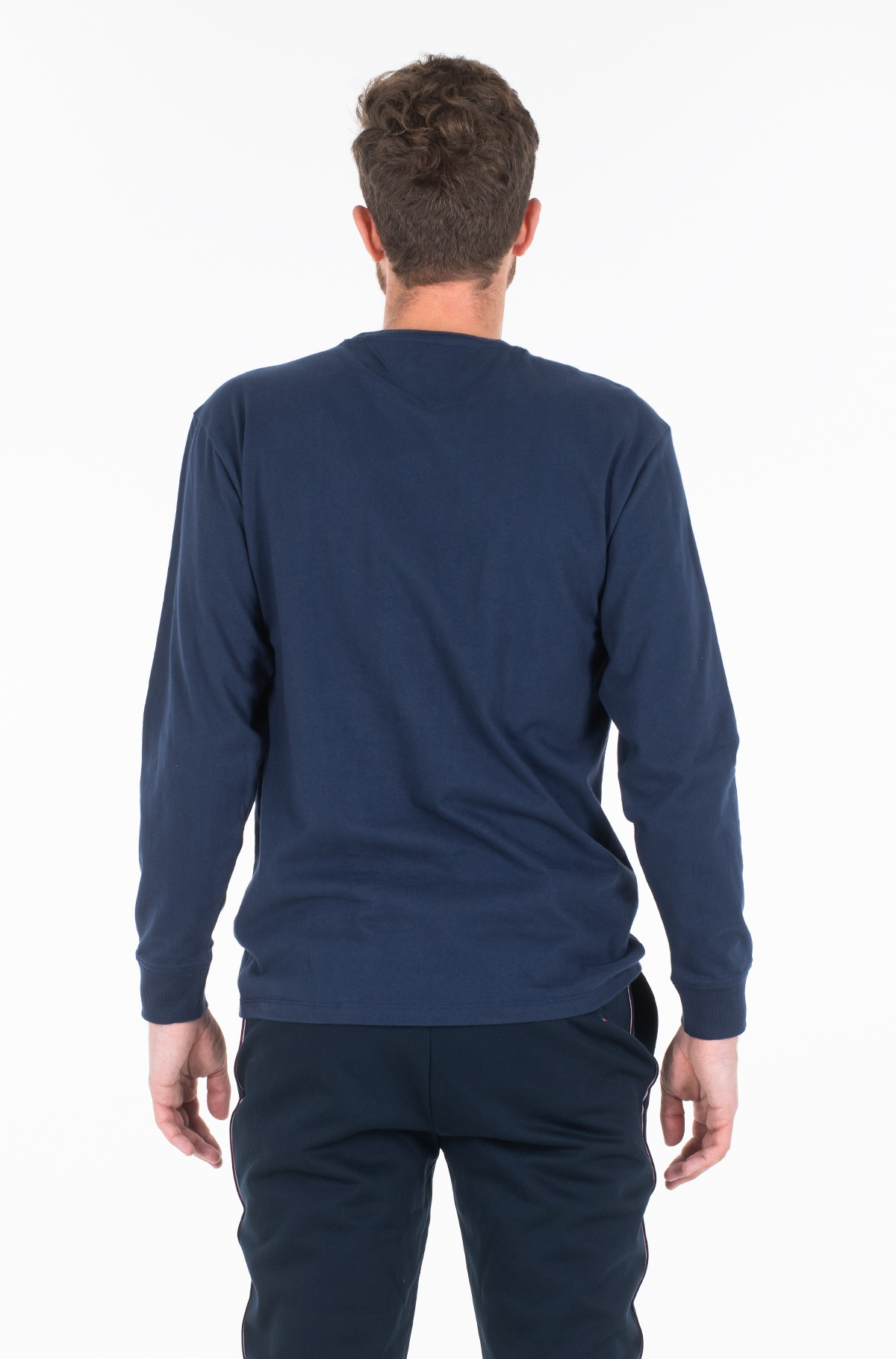 Marškinėliai TJM NY ROUND LOGO TEE-full-2