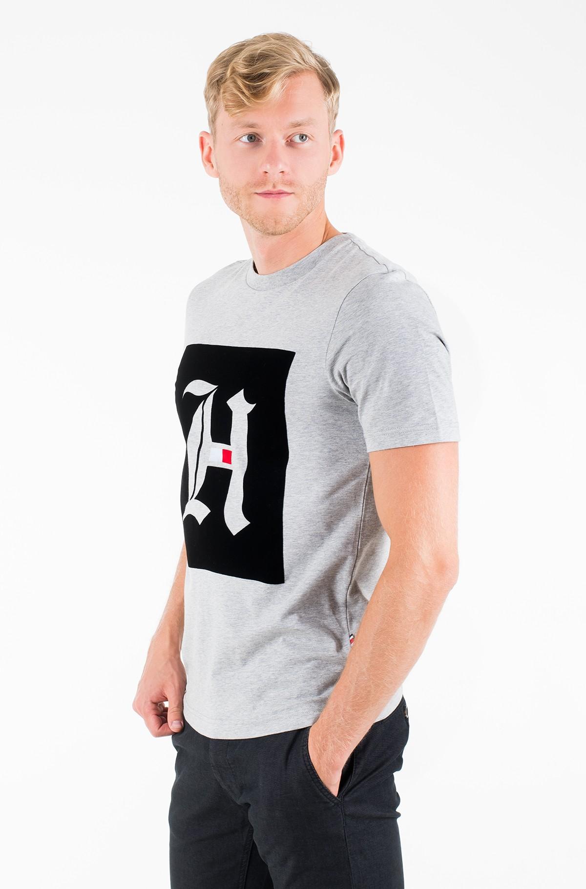 Marškinėliai LH BLACK BOX LOGO TEE 08-full-1