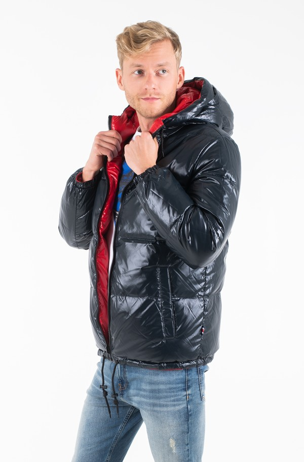 LH REVERSIBLE  REDOWN PUFFER-hover