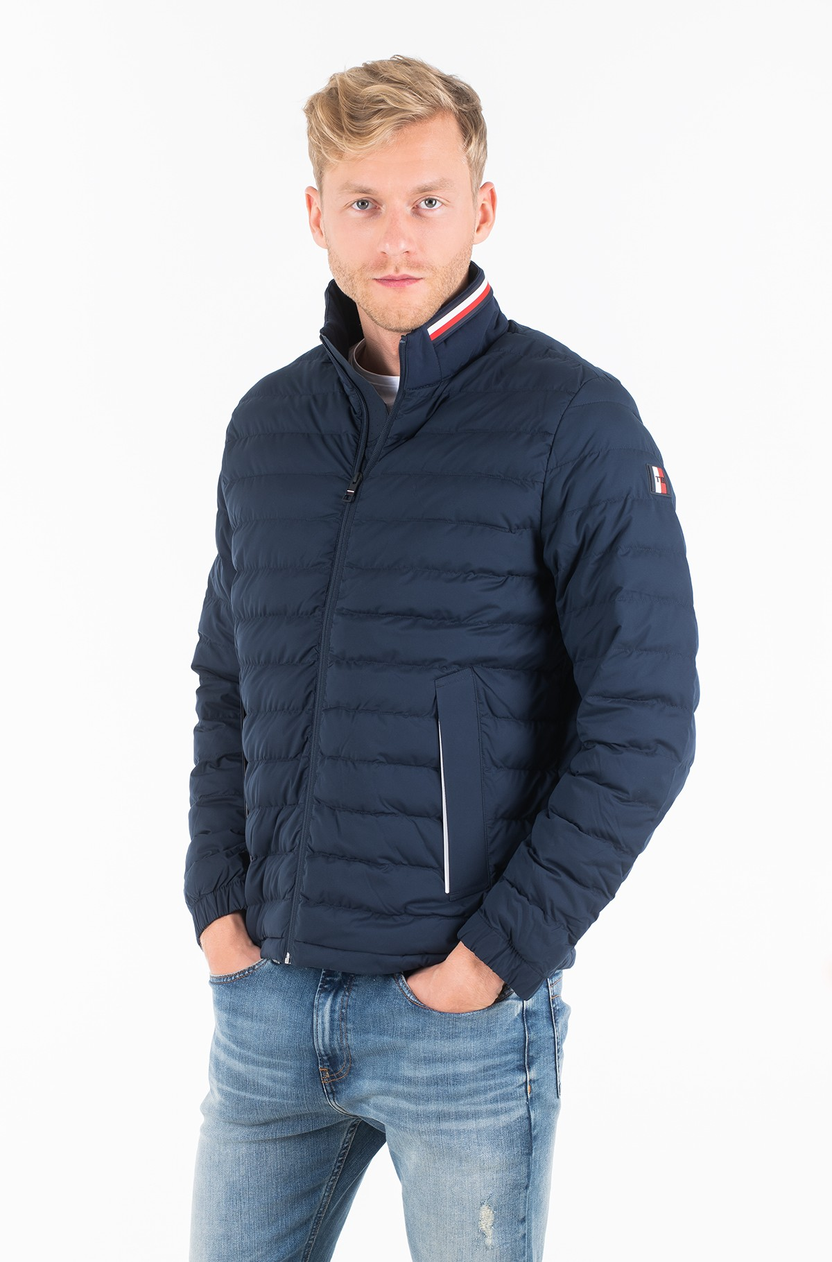 Striukė STRETCH QUILTED JACKET-full-1