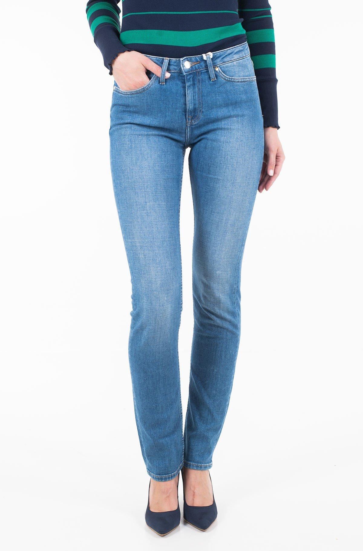 Jeans ROME STRAIGHT RW PONYO-full-1