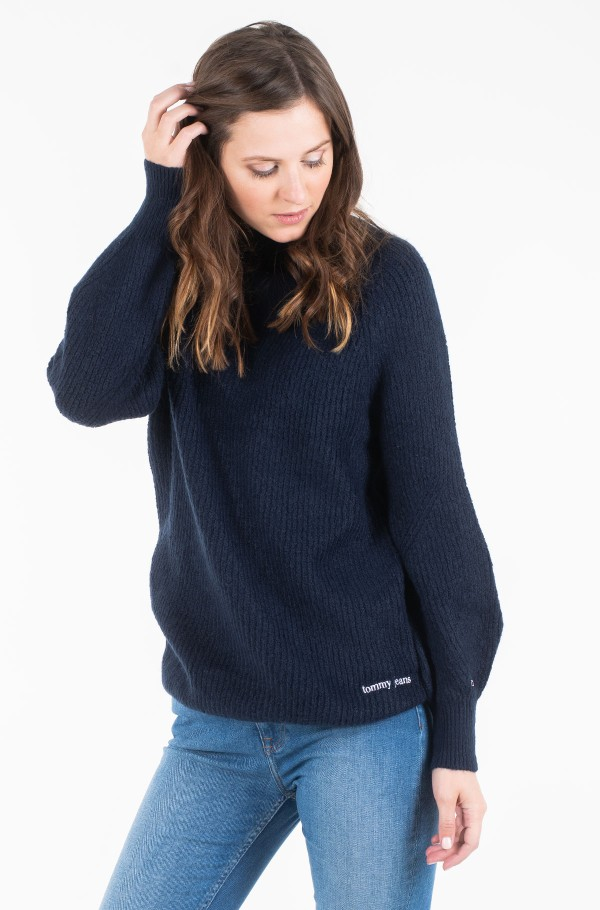 TJW LOFTY TURTLE NECK SWEATER