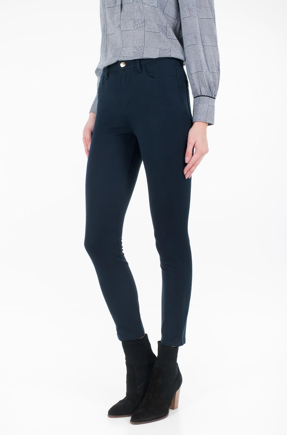 Trousers TH ESSENTIAL GABARDINE COMO PANT-full-1