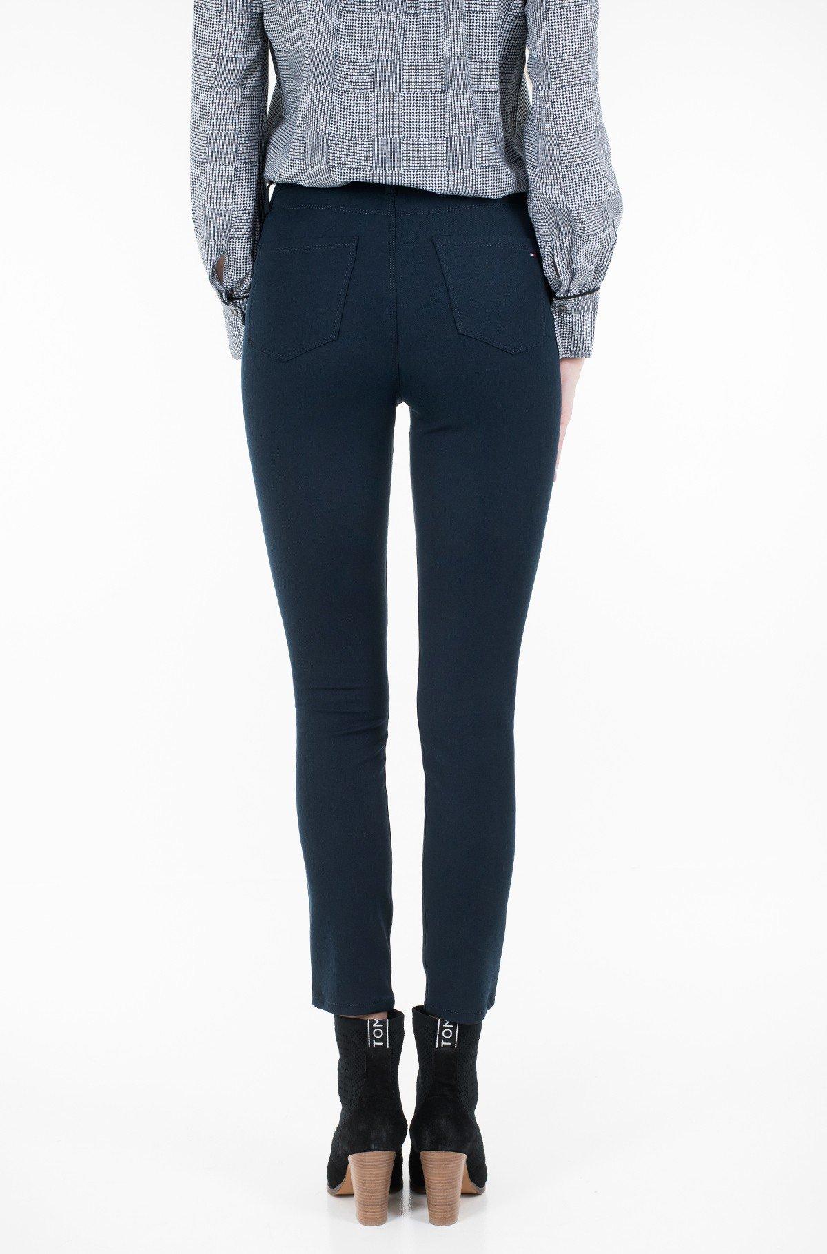 Trousers TH ESSENTIAL GABARDINE COMO PANT-full-2