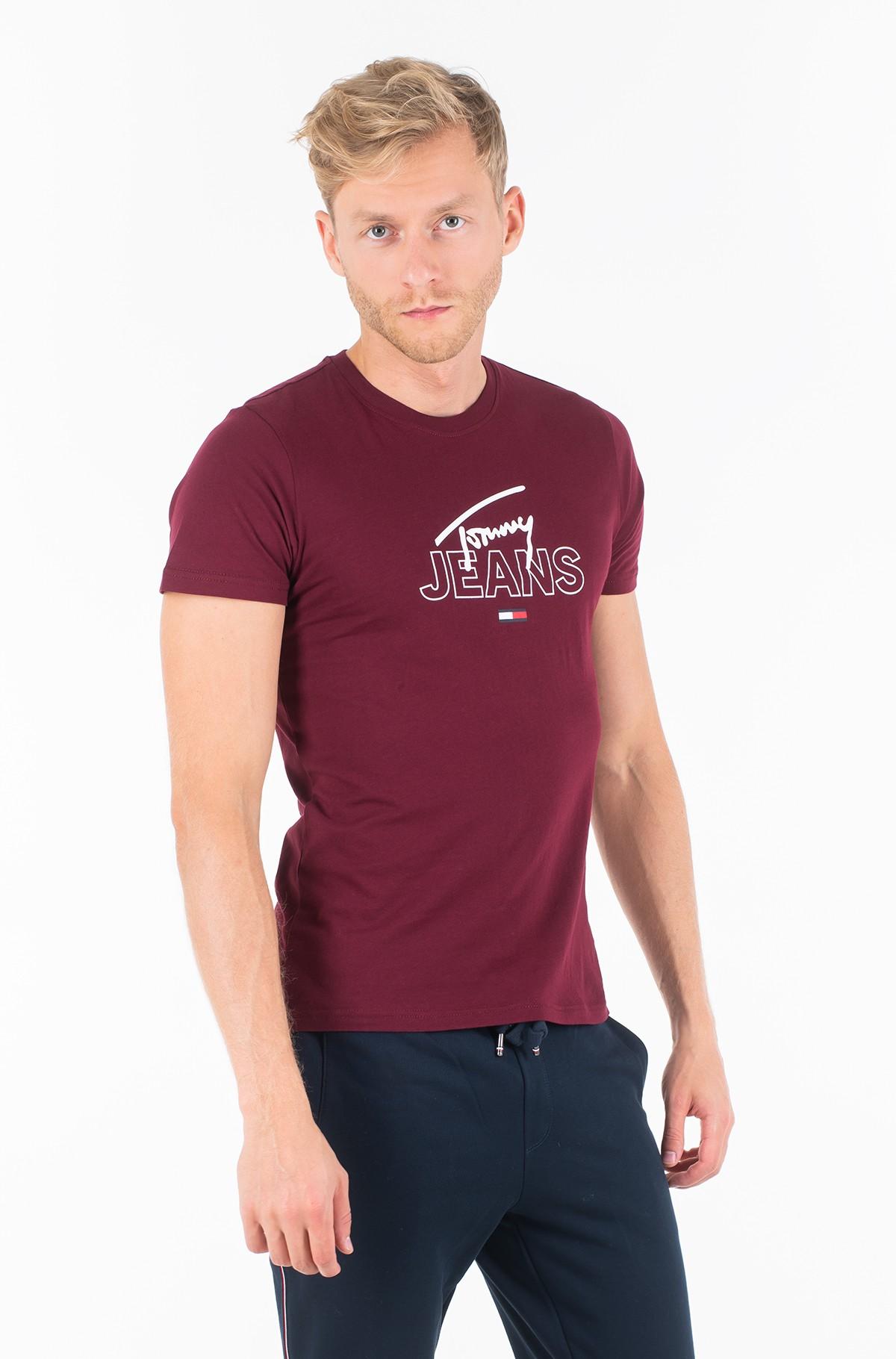 Marškinėliai TJM SCRIPT LOGO TEE-full-1