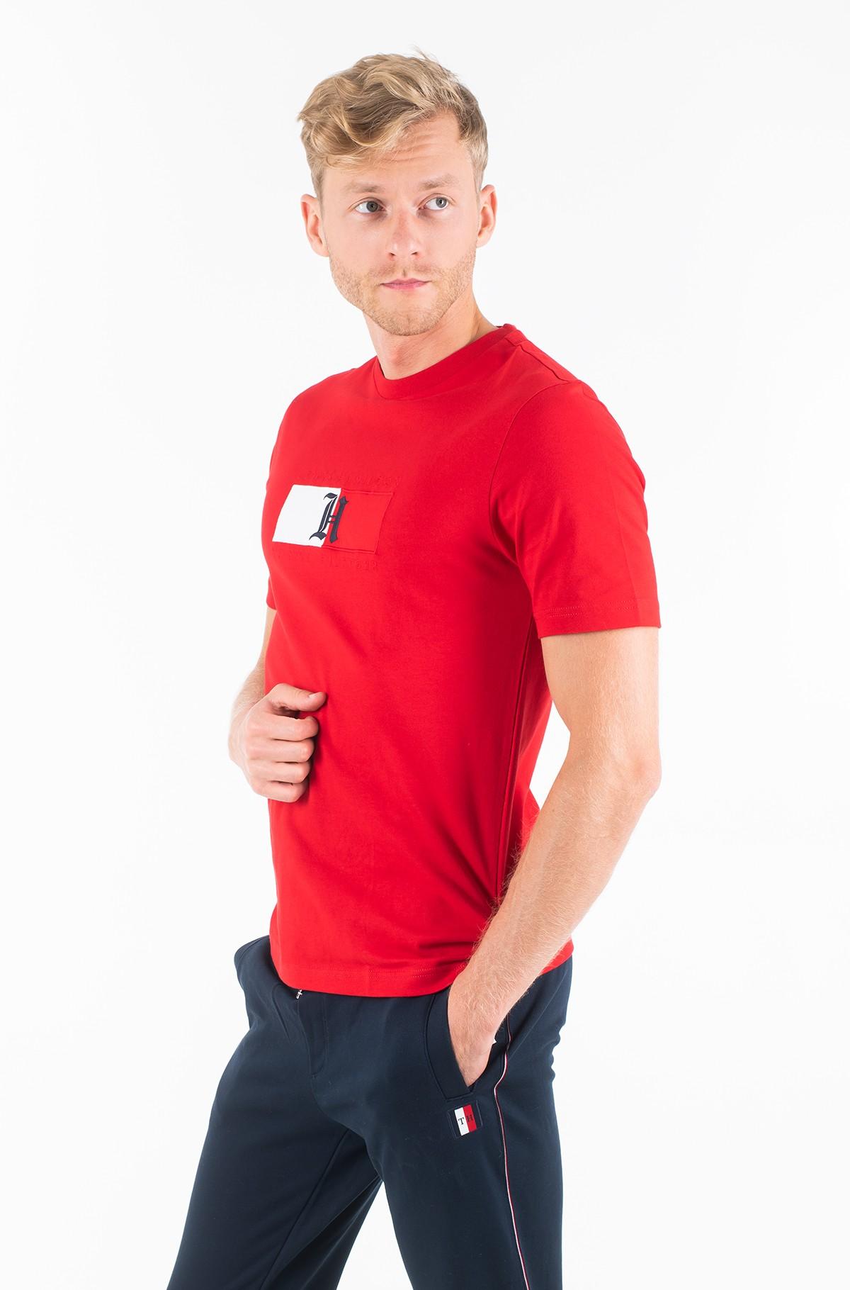 Marškinėliai LH FLAG LOGO TEE-full-1
