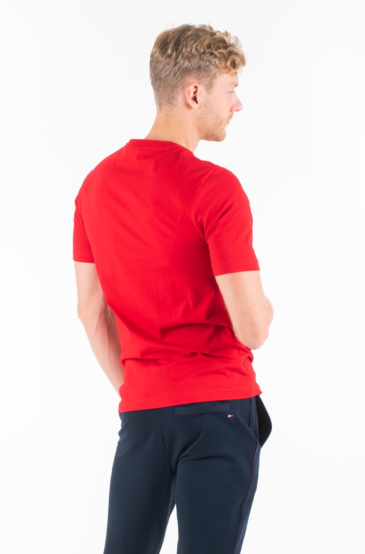 Marškinėliai LH FLAG LOGO TEE-full-2