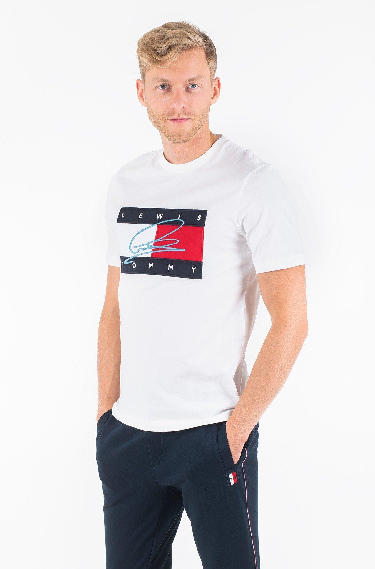 Marškinėliai LH RWB SIGNATURE LOGO TEE-full-1