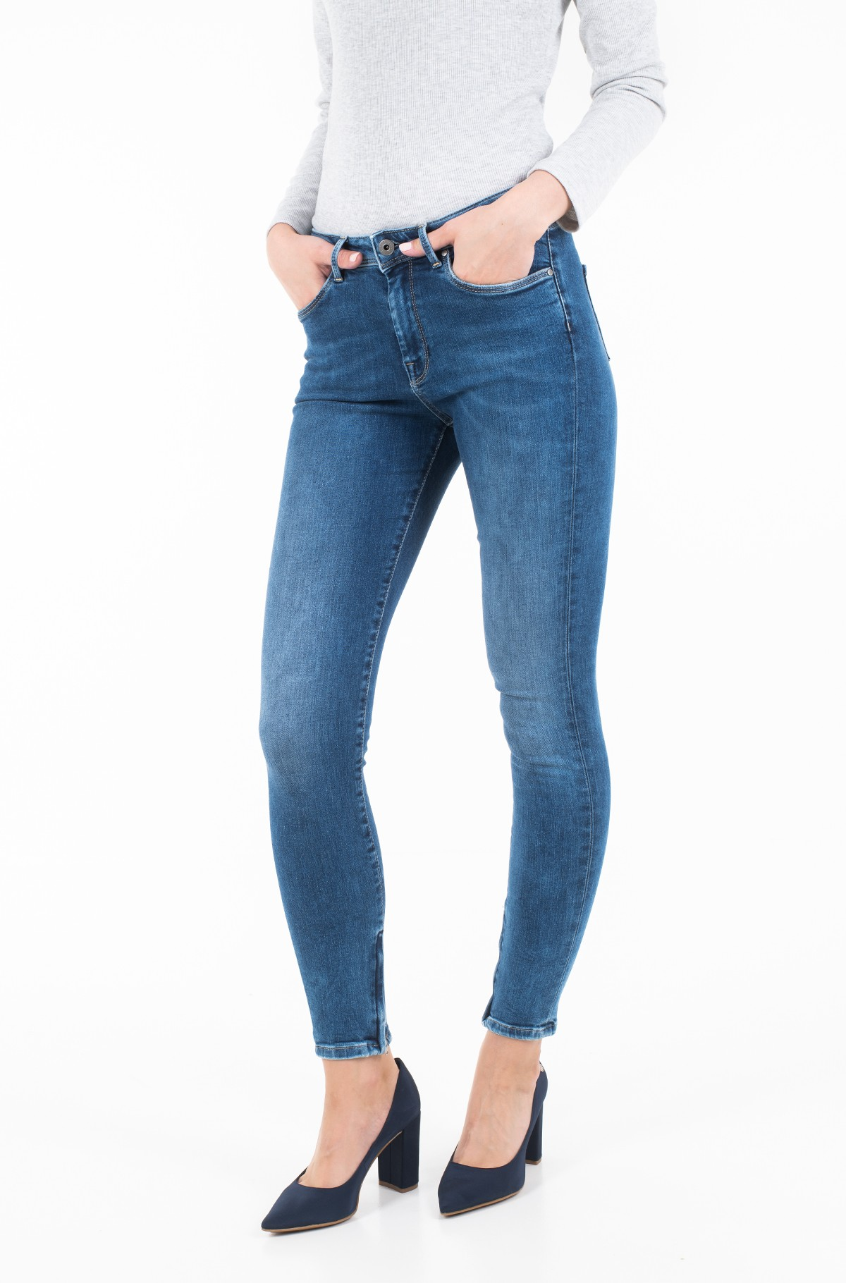Jeans CHER HIGH/PL203384GS1-full-1