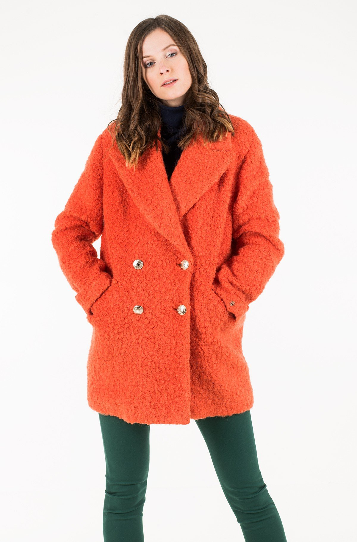 Coat PHOEBE BOUCLE COAT-full-1