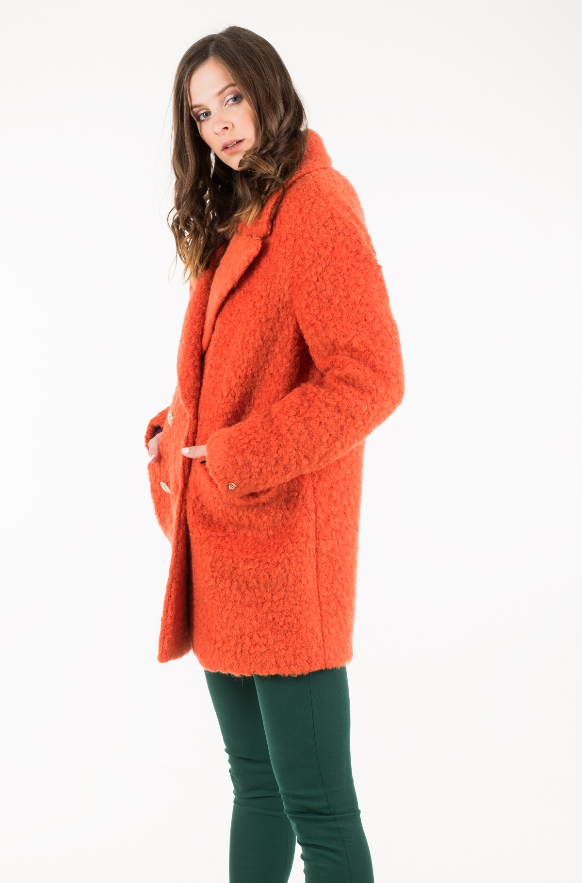 Coat PHOEBE BOUCLE COAT-full-2