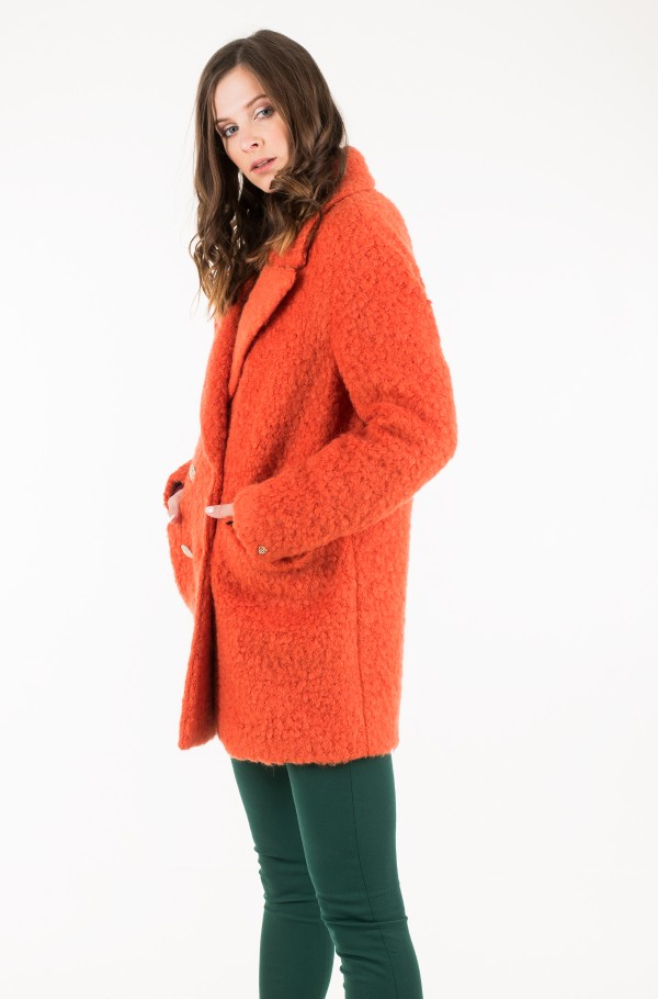 PHOEBE BOUCLE  COAT-hover
