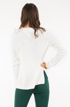 Sweater TJW SIDE SLIT CREW SWEATER-3