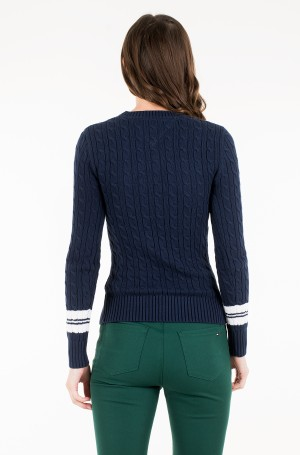 Džemperis TJW TIPPING CABLE SWEATER-3