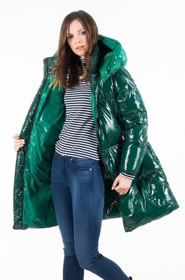 PALMER GLOSSY DOWN COAT