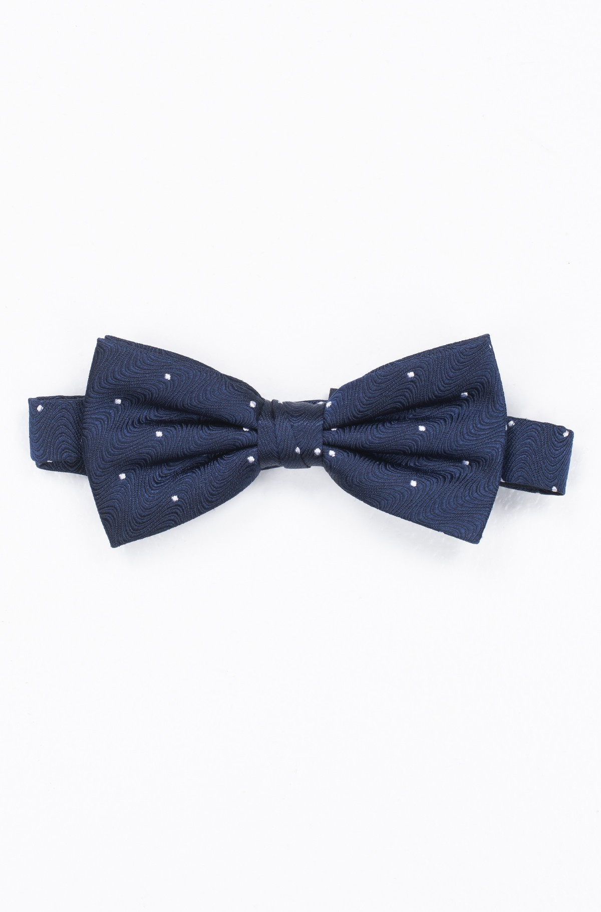 Varlytė SILK DOT DESIGN BOWTIE-full-1