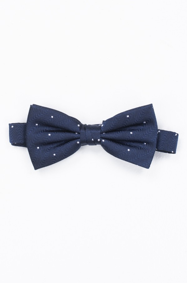 SILK DOT DESIGN BOWTIE