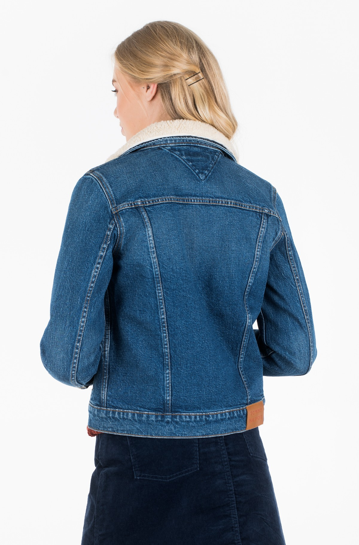 Denim jacket JACKET KODA-full-2