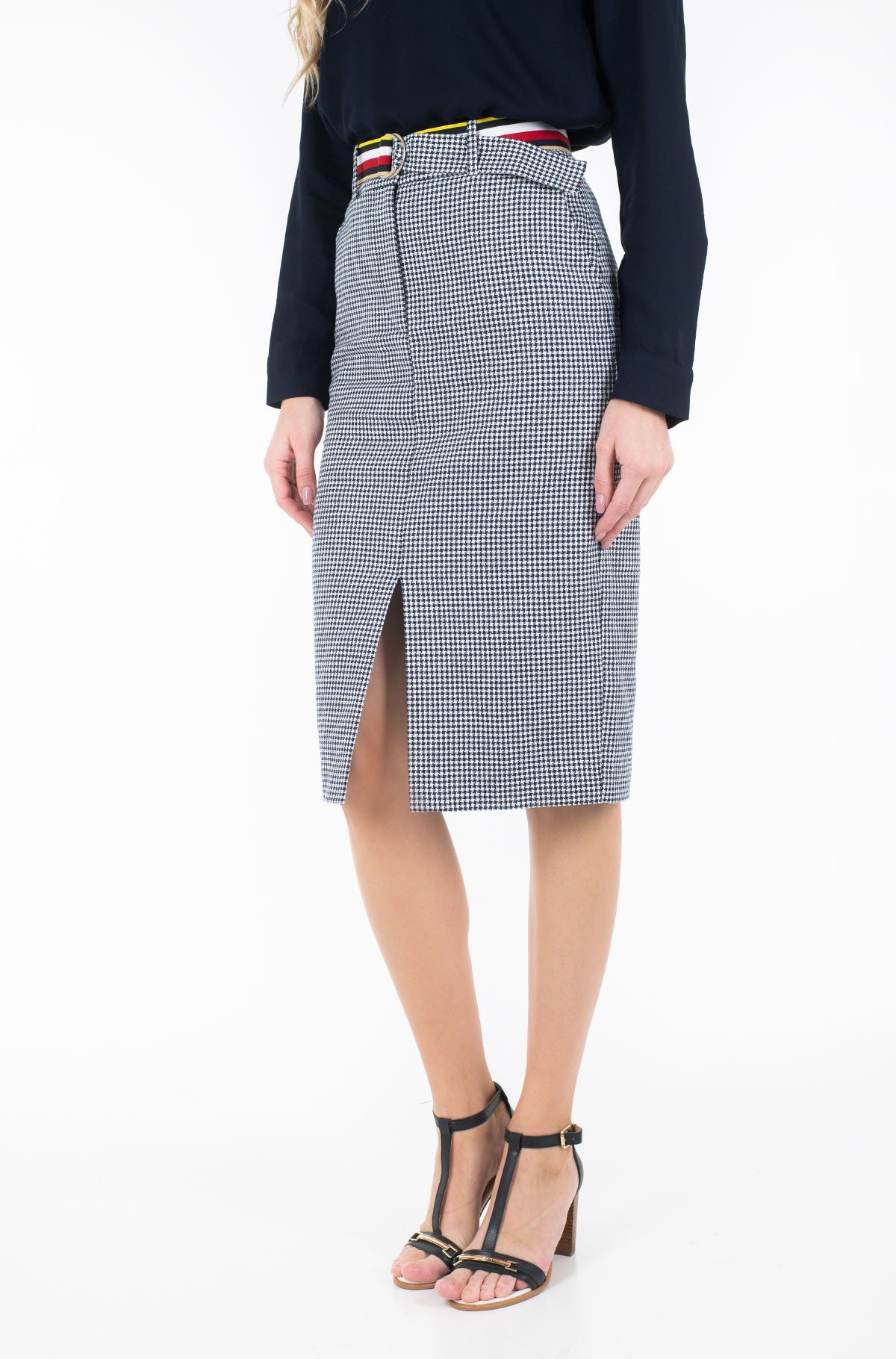Seelik ROSALIA HW PENCIL SKIRT-full-1