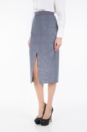 Sijonas FAUNA HW MIDI PENCIL SKIRT-1