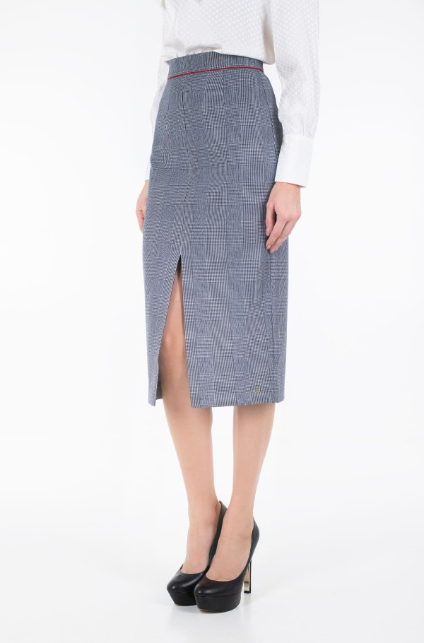 FAUNA HW MIDI PENCIL SKIRT